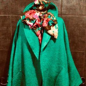 Hand made Mohair Coat